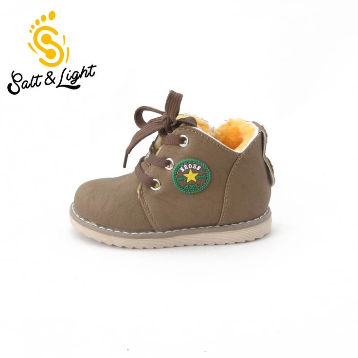 Explosion models fashion boots classic children's autumn winter kid's keep warm snow boots for boys girls size21-30 #>=#>=#>=#>=#> Click on the pin to check out discount price, color, size, shipping, etc. Save and like it!