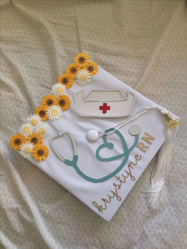 My Nursing cap 2016
