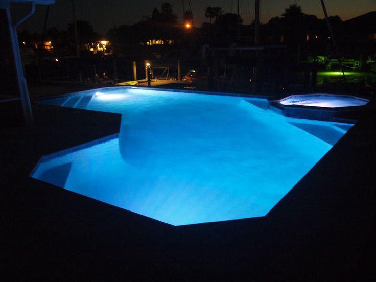 Best 25 Led Pool Light Ideas On Pinterest Swimming Pool