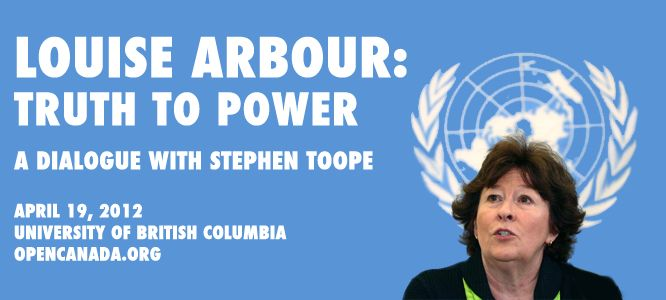 Louise Arbour: Truth to Power