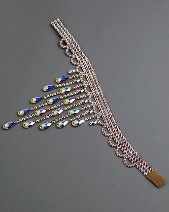 Crystal Choker           Serena Crystal Choker DCX605         -         Rhinestone Jewelry