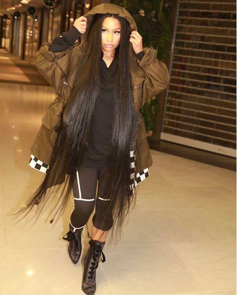 Jesus I See You - Nicki Minaj Celebrates Spike In Album Sales Following Remy Ma Beef
