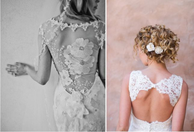 the dress on the left is so beautiful: Long Dresses, Wedding Dressses, Lace Wedding, Lace Back, The Dresses, Wedding Lace, Lace Dresses, Dresses Back, Wedding Bride