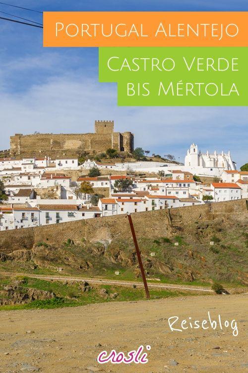 Von Castro Verde bis Mértola: 99km in 2 Wochen | crosli