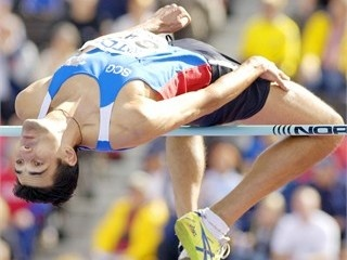 Dragutin Topic of Serbia -this will be his 6th Olympic games!