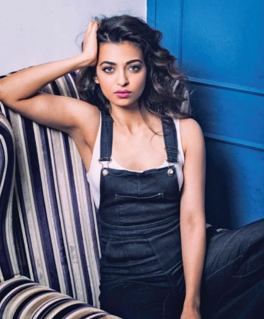 Elegant Radhika Apte For Stardust