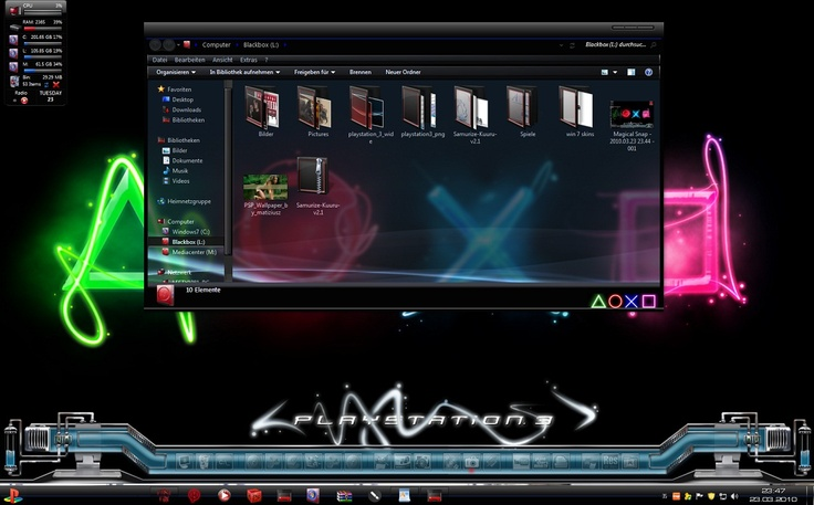 Windows 7 Themes | Windows 7 Theme: All Times Best Free Themes for Windows 7