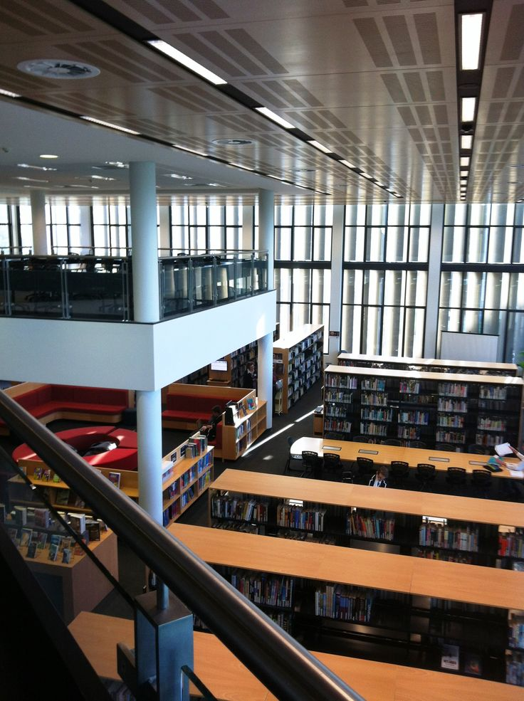 Newington College Stanmore Library