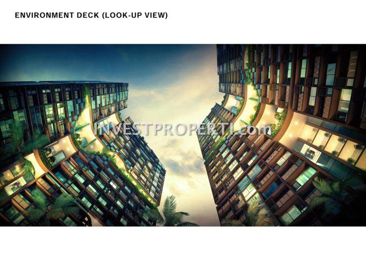 Cambio Lofts Alam Sutera Environmental Deck #cambioloftsalamsutera