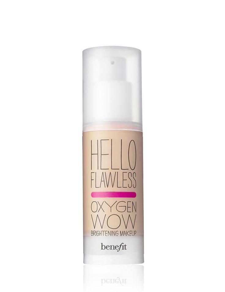 Benefit Cosmetics Hello Flawless Oxygen Wow! Foundation