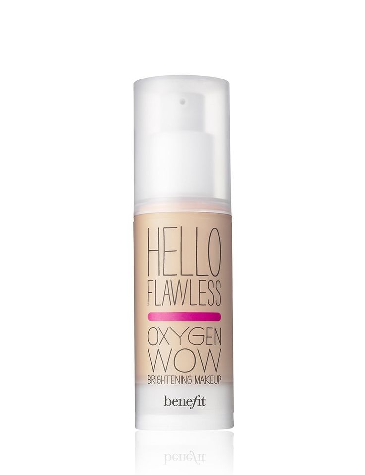 Benefit Cosmetics Hello Flawless Oxygen Wow! Foundation SHADE CHAMPAGNE