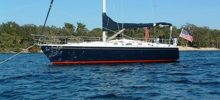 40 Hunter Sailboat for Sale | Sailing Yachts | Anthem | Curtis Stokes Yacht brokers