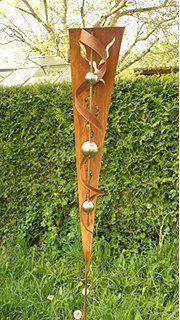 Ber ideen zu gartenstecker rost auf pinterest for Gartendeko rost stecker