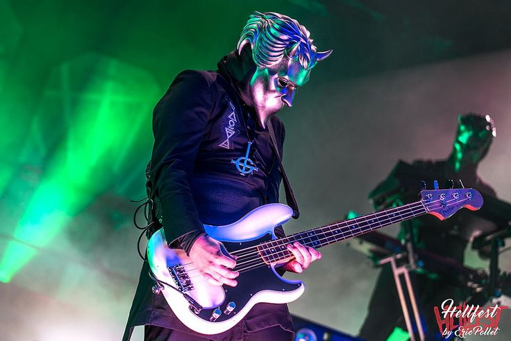 Ghost– Hellfest 2016 – © Eric Pollet