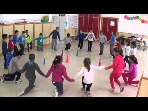 C.E.I.P. Fuente del Rey. Danza Los siete saltos. - YouTube