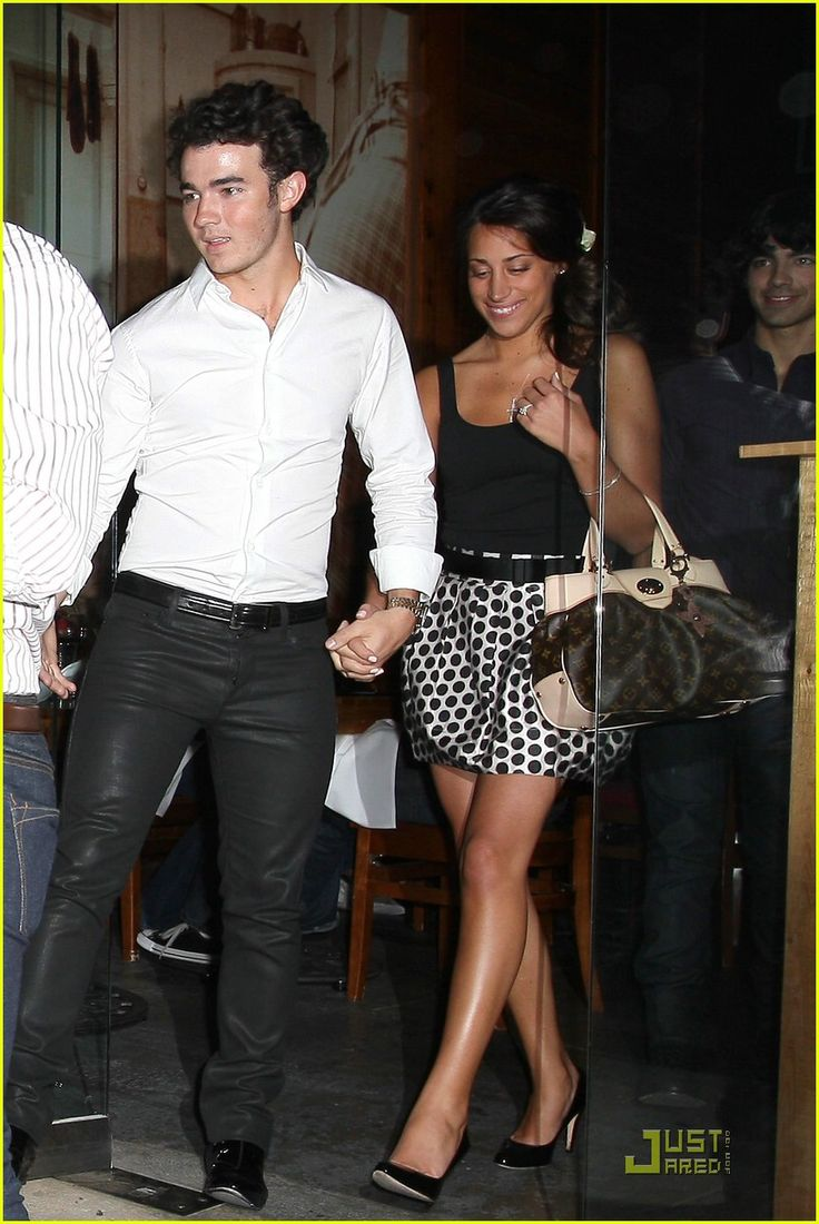 Kevin Jonas: Engagement Party With Danielle Deleasa!: Photo ...