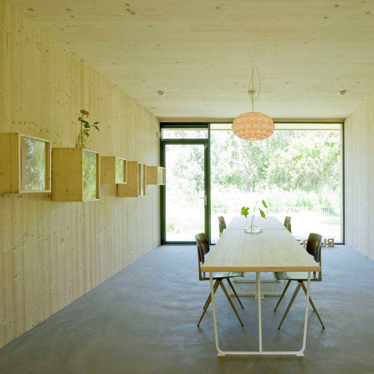 Gallery of Tea House 'Tuin van Noord' / GAAGA - 3