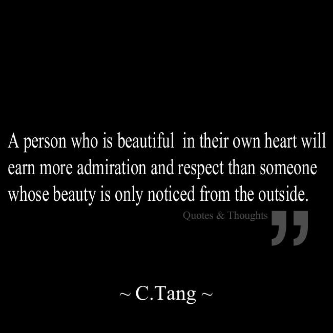 Beauty Admiring Quotes: Admiration And Respect Quotes. QuotesGram