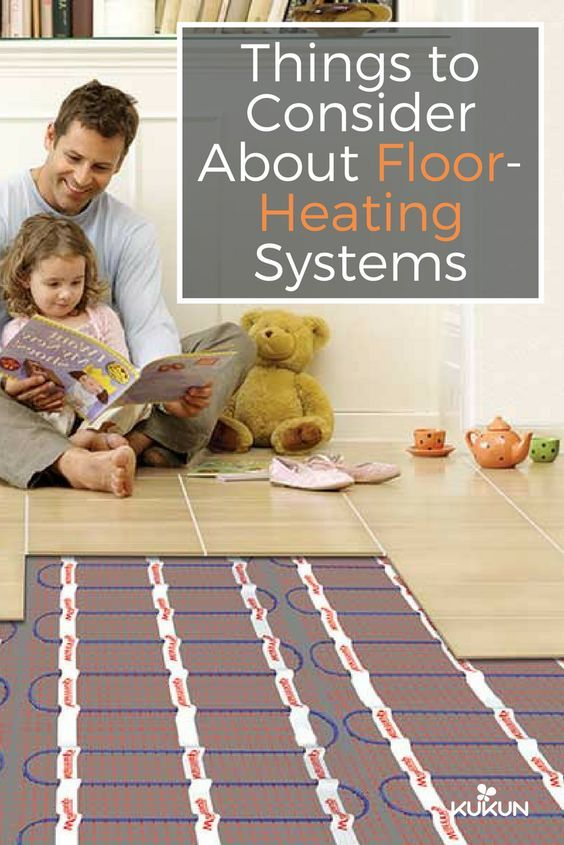 One of the most luxurious changes you can make while still being on a budget is installing a radiant floor heating system in your home, but there are a few things to consider before installing one, let's check them out! [Floor Heating System, Heated Floors Cost, Types Of Floor Heating Systems, Electric Radiant Floor Heating, Hydronic Radiant Floor Heating, One Time Investment, Tile Floor, Baseboard Molding]