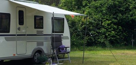 Sun Canopies for caravans gives you pleasurable shade