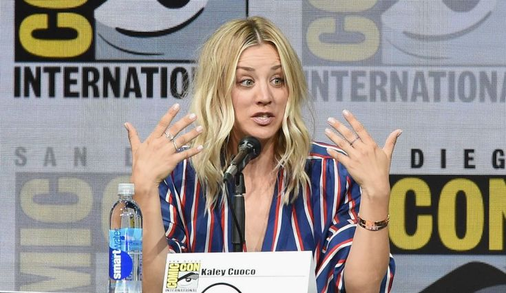 The Big Bang Theory actress Kaley Cuoco has finally revealed Penny's last name. The 8 Simple Rules actress revealed the details while playing the name game. While conversing with Hollywood ...
