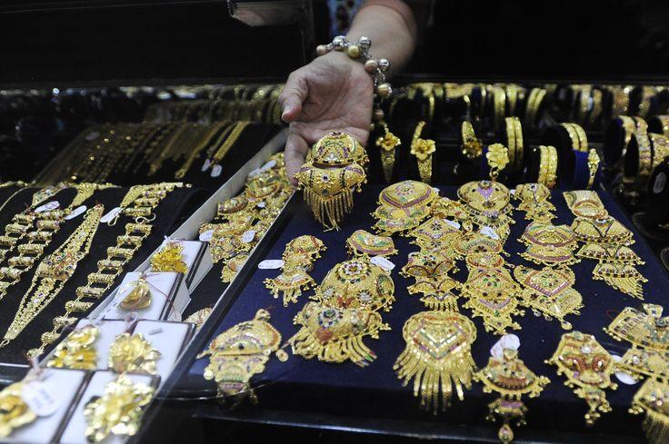 Harga Emas Perhiasan Hari Ini Per Gram Dalam Rupiah, Cekidot!