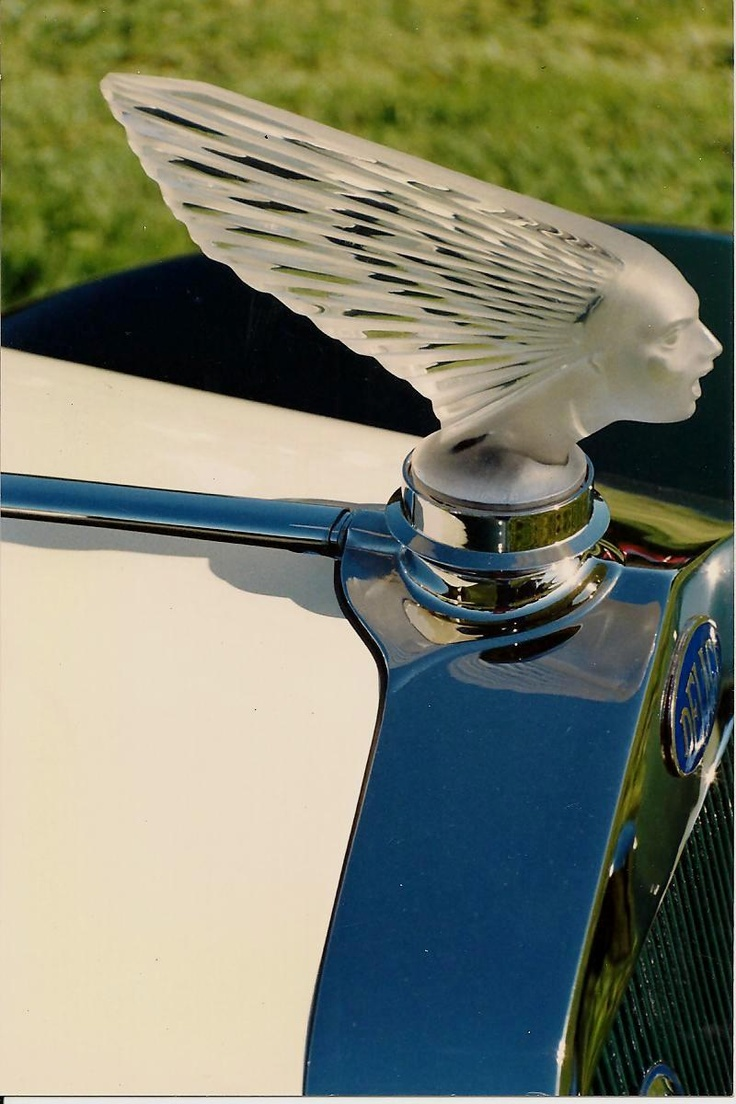Lalique Delahaye. Best collection of antique European autos I've ever seen is in Brussels.  L. D.