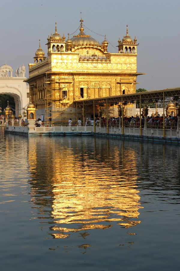 3. The gold of the temple sparkled, drowning us in it. It was the greatest irony on them all: a thing so expensive and yet so humbling.