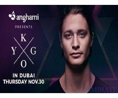 VIP tickets for KYGO for Sale in Dubai