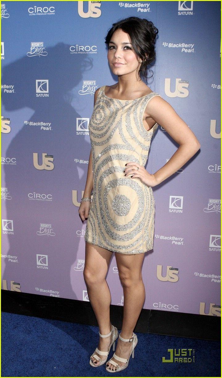 Vanessa Hudgens Hot Hollywood Party 2008 Vanessa