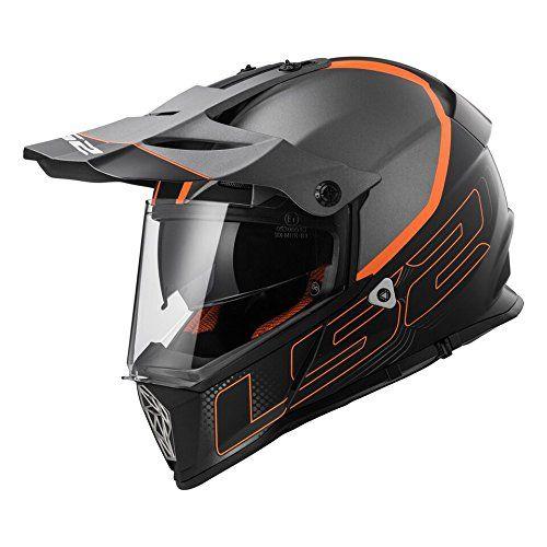 LS2 Pioneer Helmets Adventure Motorcycle Helmet Review