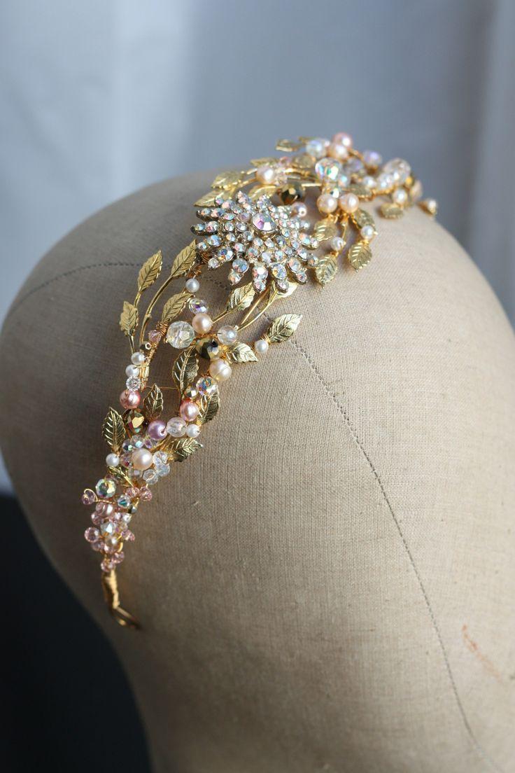 Charlotte tiara, by Samantha Walden