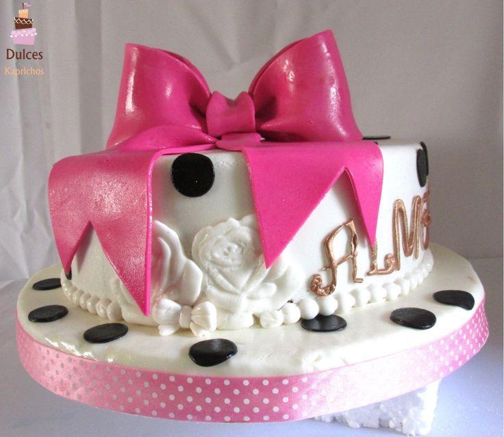 Torta de Cumpleaños #TortaCumpleaños #TortasDecoradas #DulcesKaprichos