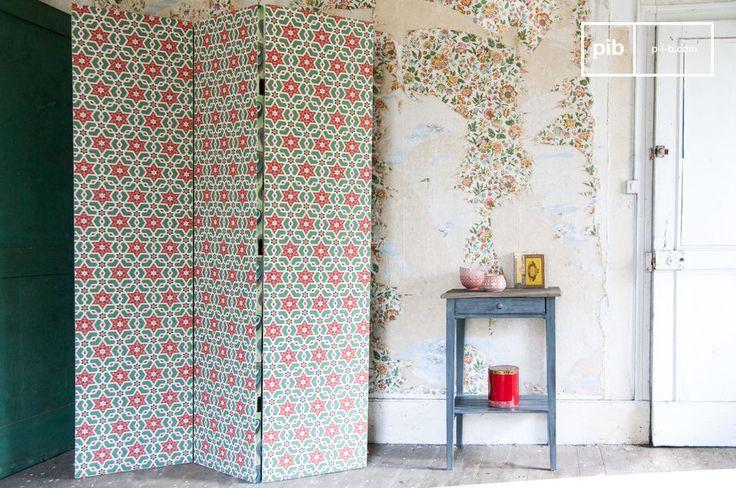 Il Séparé è un accessorio decorativo poco usate negli arredamenti moderni nonostante sia molto molto utile per evidenziare o nascondere una parte della stanza