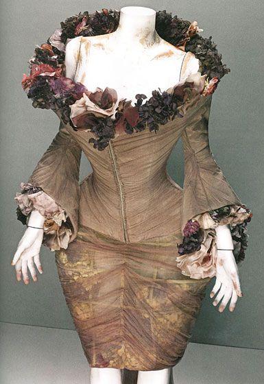 Margaret Cameron corset