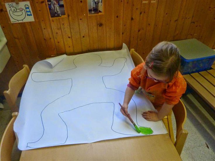 de avonturen van K2: Thema kunst: Keith Haring
