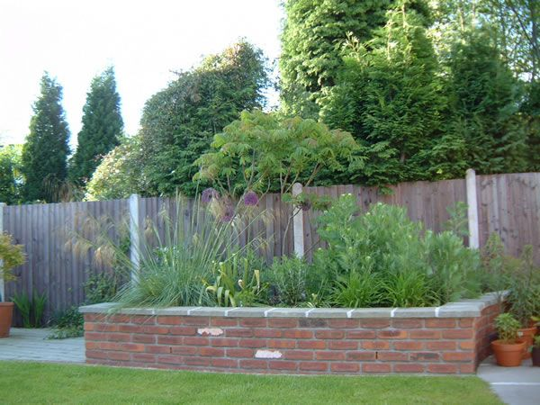 52 Best Garden Walls Images On Pinterest Garden Walls Back - garden wall designs uk
