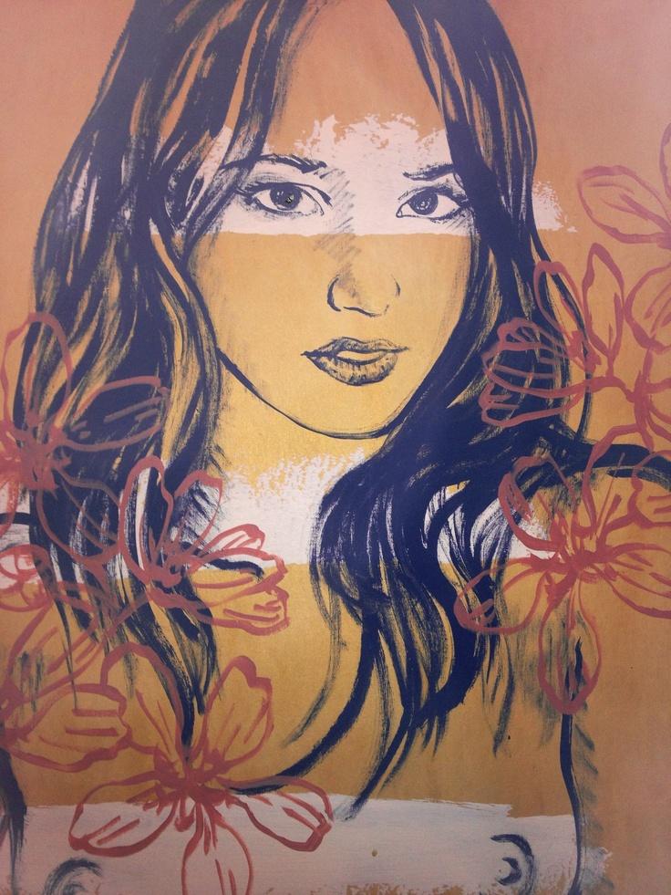 David Bromley.....love this piece