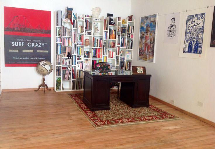 #art #design #studio #buenosaires #plat #platpensamientolateral #rickycrespo #marcoslopez #guillermotragant #mcbess #curador #arte #diseño