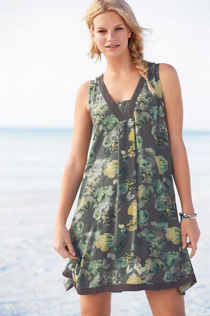 Increibles vestidos casuales de moda | Tendencias y moda 2015