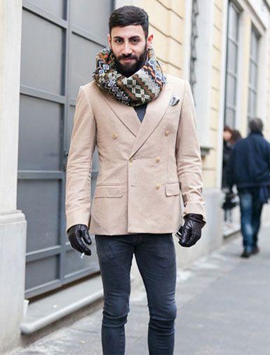 Men S Street Fashion  Fall