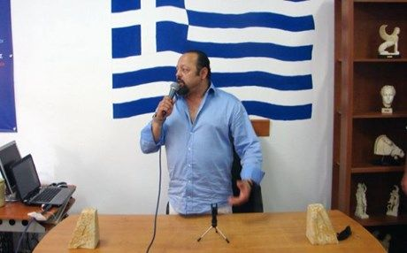 Σώρρας: Είμαι ο Εωσφόρος και θα πάρω την Ελλάδα με κάθετη κυριαρχία