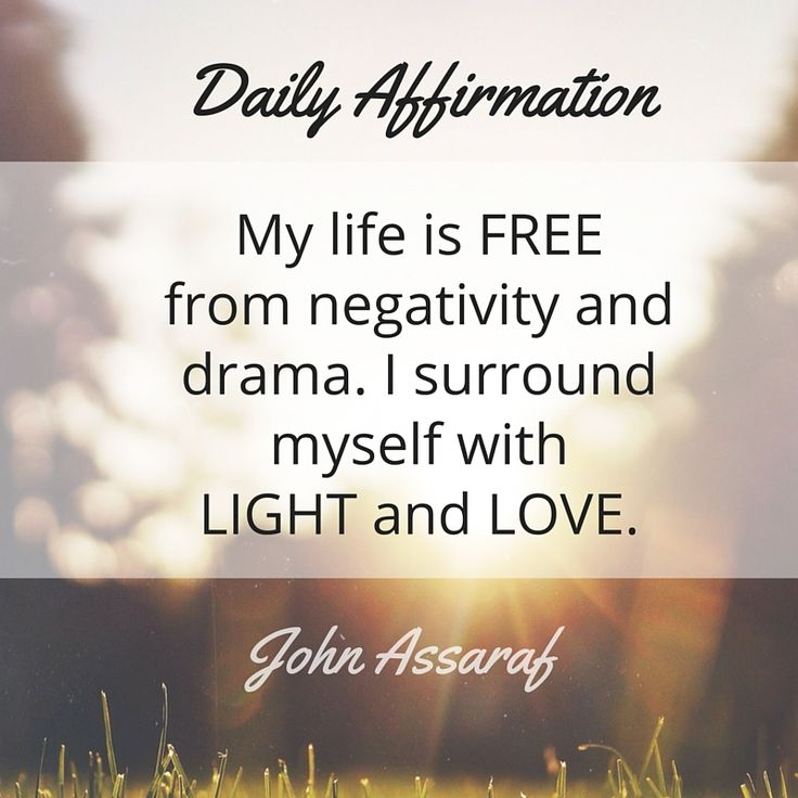 Daily Love Quotes: 17 Best Images About Daily Affirmations On Pinterest