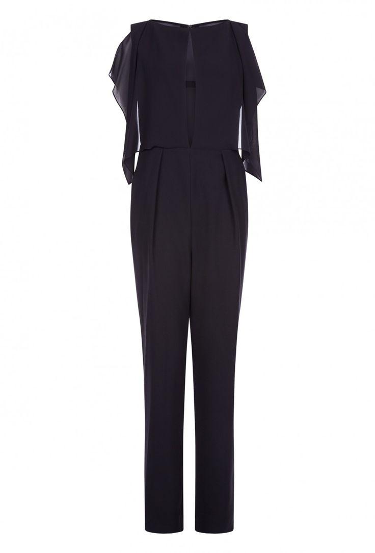 AQAQ Biret Jumpsuit available at MELIESTORE.COM