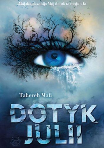 Okładka książki Dotyk Julii