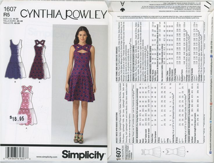 25 best Sewing - My Modern Sewing Patterns images on Pinterest ...