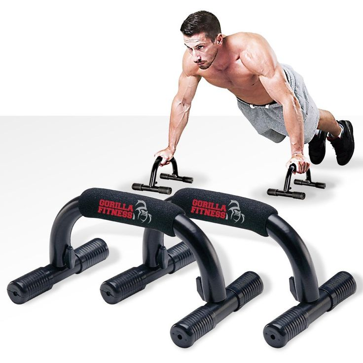 Push Up Bar from Gorilla Fitness