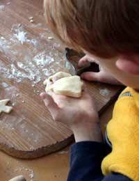 Salt dough recipeEasy Recipe, Salts Dough Ornaments, Salts Dough Recipe, Salt Dough Ornaments, Dough Recipes, Holiday Ornaments, Dough Christmas, Christmas Ornaments, Christmas Trees