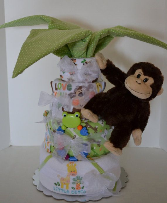 146 Best Images About Diaper Cakes On Pinterest