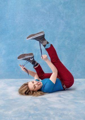 Sabrina Carpenter - Converse Forever Chuck ad Campaign 2017
